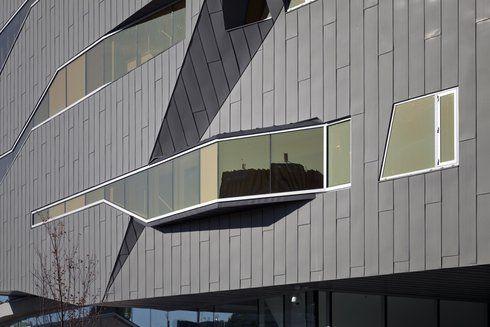The Stephen Hawking Centre At Perimeter Institute Ii Vmz