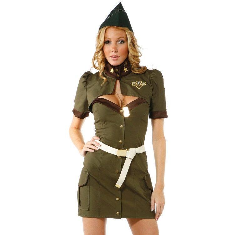 Hærens Heite Kadett (Komplett Kostyme)