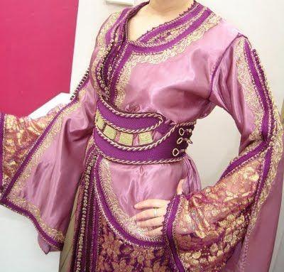 Marruecos: Vestimenta tradicional de Marruecos: