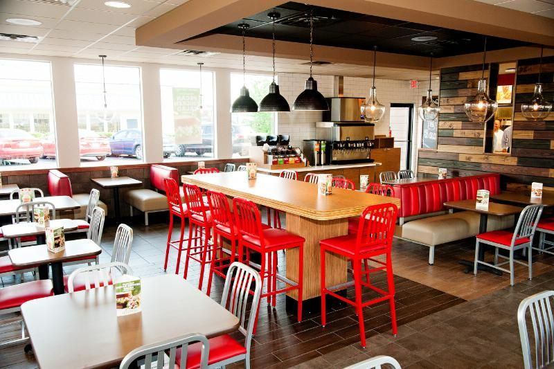 pizza restaurant decorating ideas | Arby\'s plans major redesign of ...