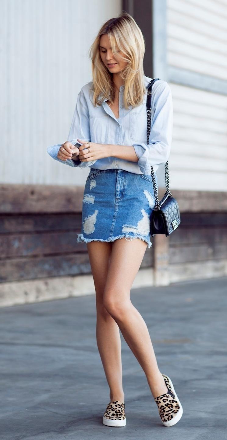 Long skirts fashion tumblr 2016-2017 | Street Style 2017 ...