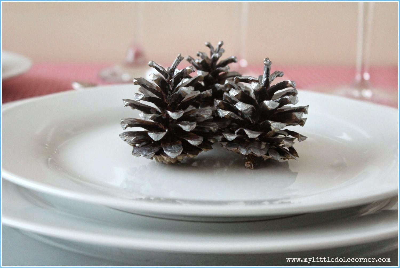 My Little Dolç Corner: Cómo poner la Mesa Perfecta en Navidad y quedar co...