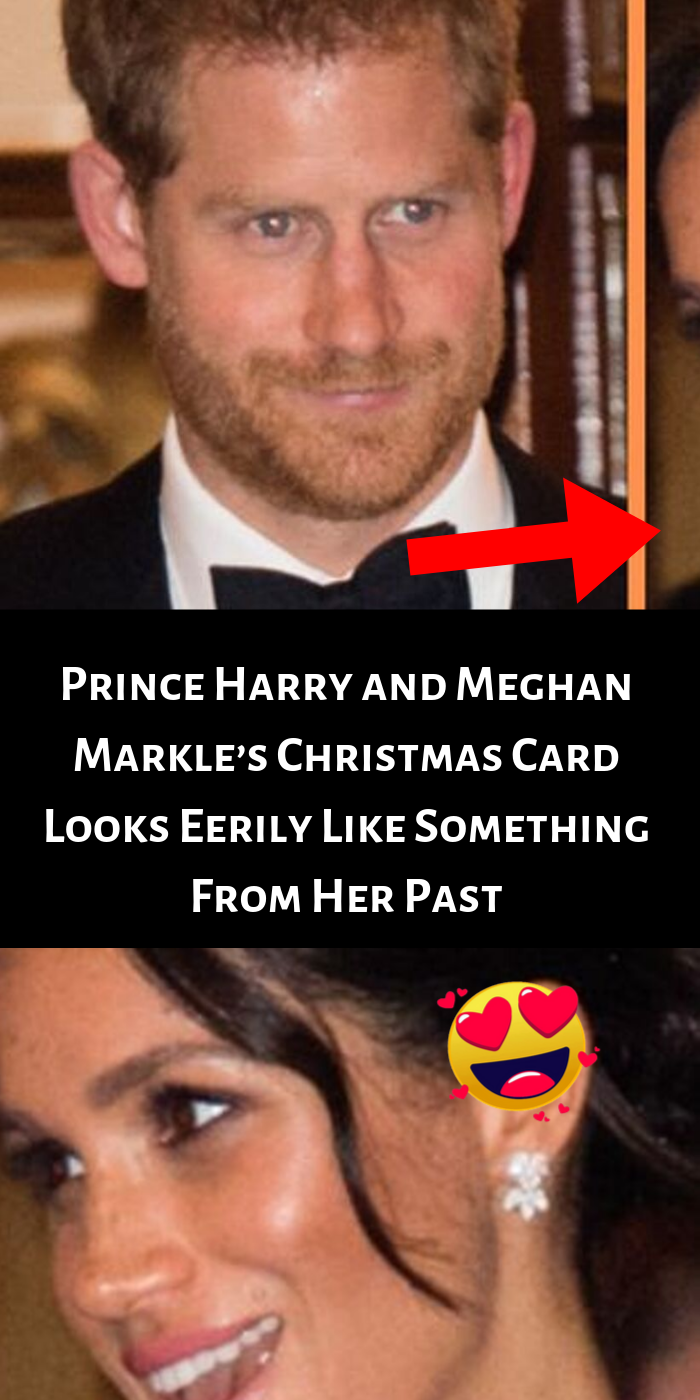 Prince Harry And Meghan Markle S Christmas Card Looks Eerily Like Something From Her Past Prince Harry And Meghan Harry And Meghan Prince Harry
