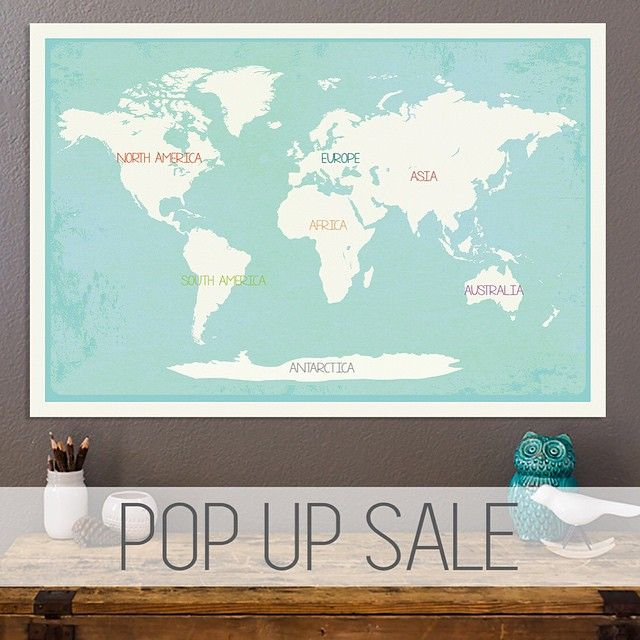Introducing our new 36x24 interactive world map 40 stickers the introducing our new 36x24 interactive world map 40 stickers the perfect piece to decorate with the provided stickers animals people flora fauna gumiabroncs Image collections