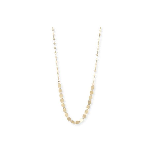 Lana Short 14K Nude Layering Necklace 5 975 ZAR liked on