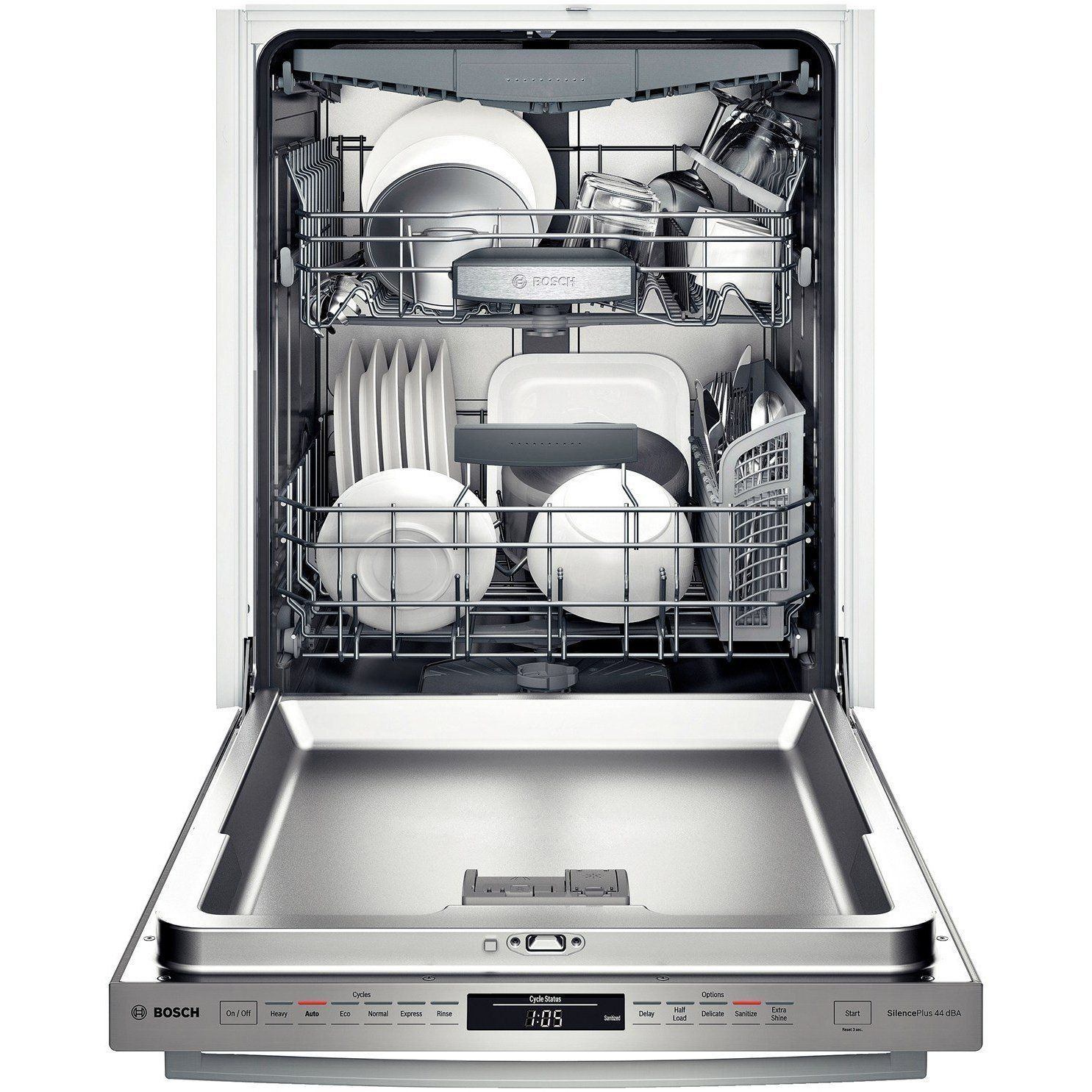 Bosch 800 Series Read The Full Review And Add Yours Built In Dishwasher Integrated Dishwasher Bosch Dishwashers