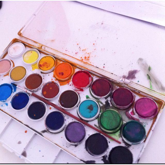 Explosión de color.