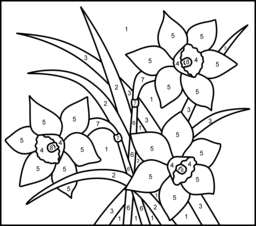Flowers Coloring Pages Coloring pages, Easy flower
