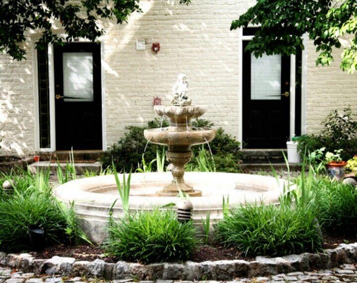 Fantastic fountain Design Outdoor Pinterest Fountain and Gardens