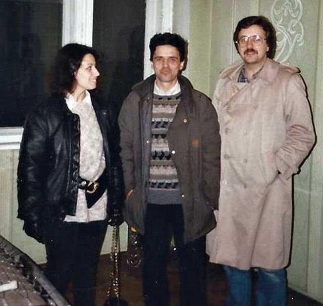 как одевались в 90-е фото
