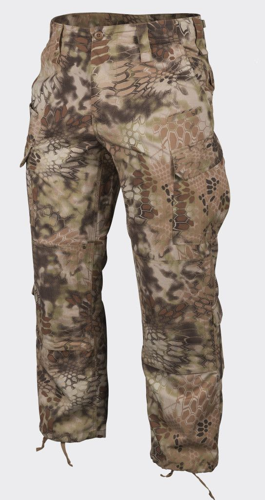 Helikon Tex CPU Trousers - NyCo Ripstop - Kryptek Highlander pants were  designed according to the latest construction of Polish Armed Forces  uniform Pattern ... 6dc7276ee347