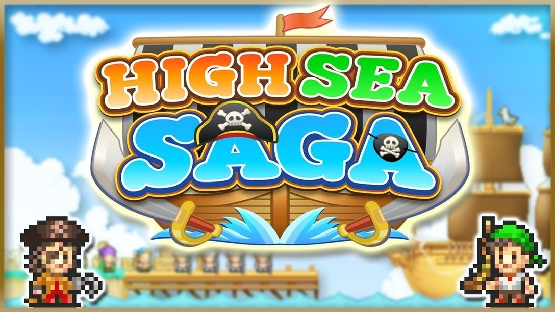 High Sea Saga APK v2.1.4 (Mod Money) Android game