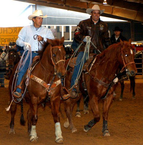 George Strait Team Roping Classic... I will be attending March 2013! Can't wait! =-O