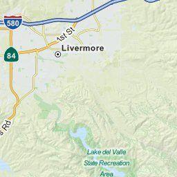 Map of Livermore CA | Livermore California | MapQuest.com ...