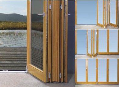 baie coulissante pliante plis pinterest baie baie coulissante et maison. Black Bedroom Furniture Sets. Home Design Ideas