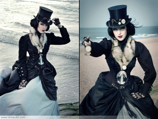 Viona-Art | Seaside Steampunk