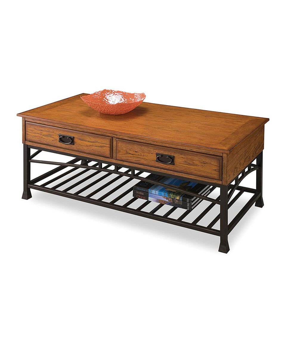 Home styles distressed oak modern craftsman coffee table home home styles distressed oak modern craftsman coffee table geotapseo Image collections