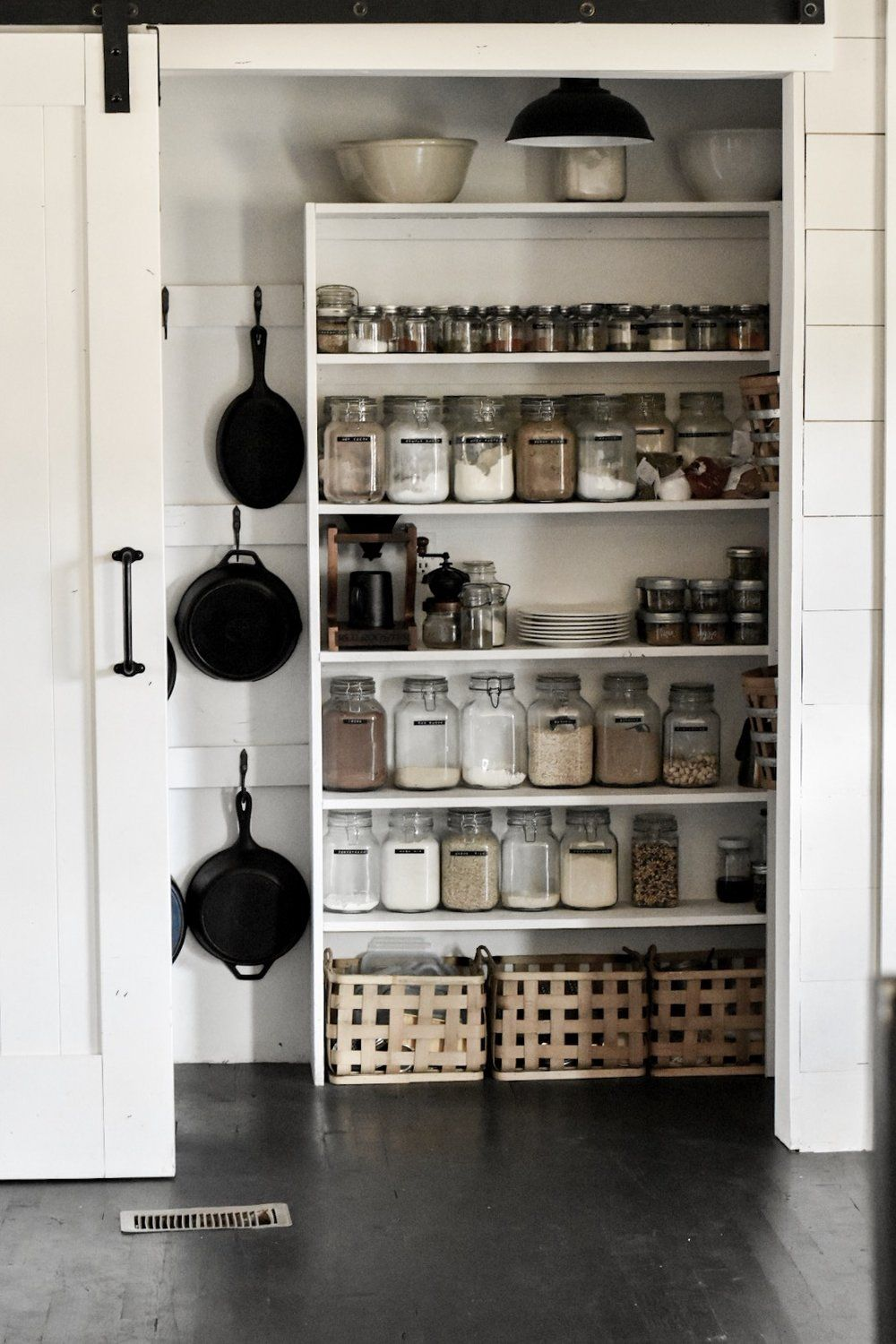 Daily Habits For A Clean And Tidy Kitchen Tidy Kitchen Pantry Inspiration Pantry Design