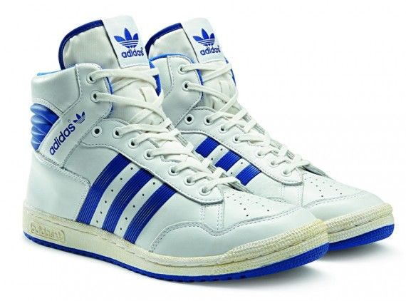 factory authentic d77f9 9843b The adidas Originals Pro Conference Hi is another of the Three Stripes  classic 1980s basketball