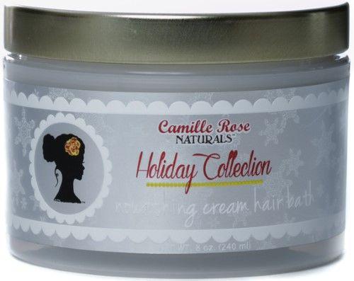 Camille Rose Holiday Nourishing Cream Ivory Hair Bath 8 0 Oz