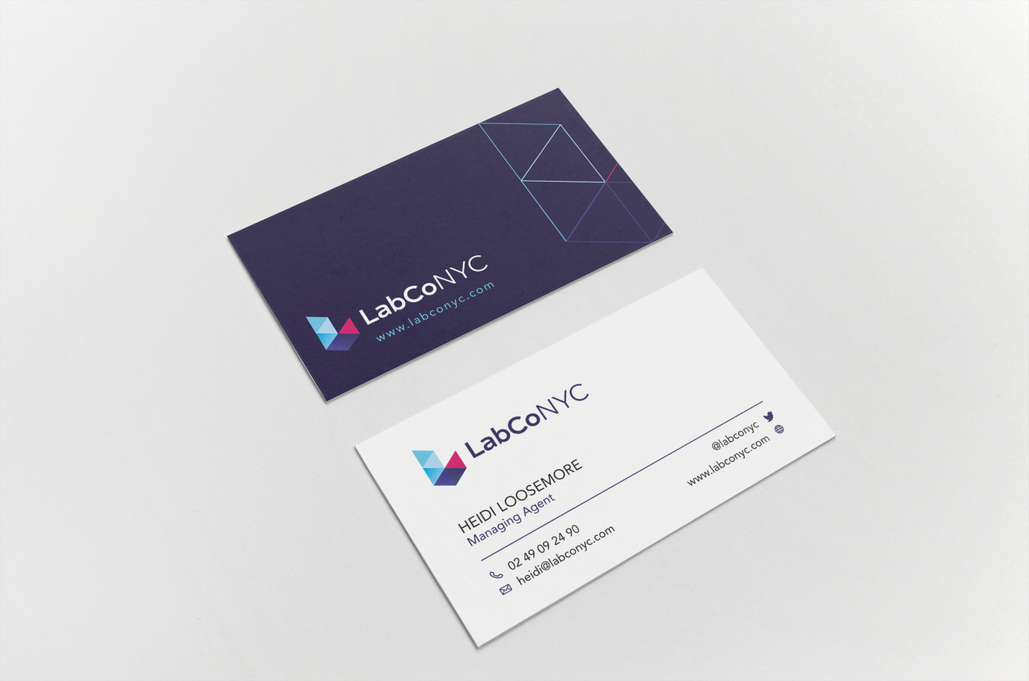 Designs | Modern & Elegant Business Cards for Startup Incubator ...