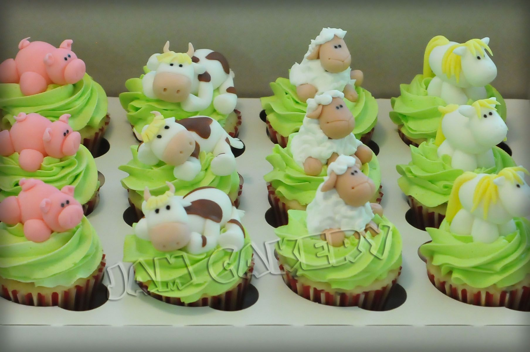 To acquire Cupcakes animal decorating ideas picture trends