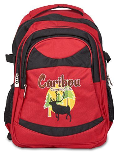 The EcoFriendly Daypack by Caribou Camping Co The ONLY Backpack made from  Recycled Materials 100 Recycled 677003794f2de
