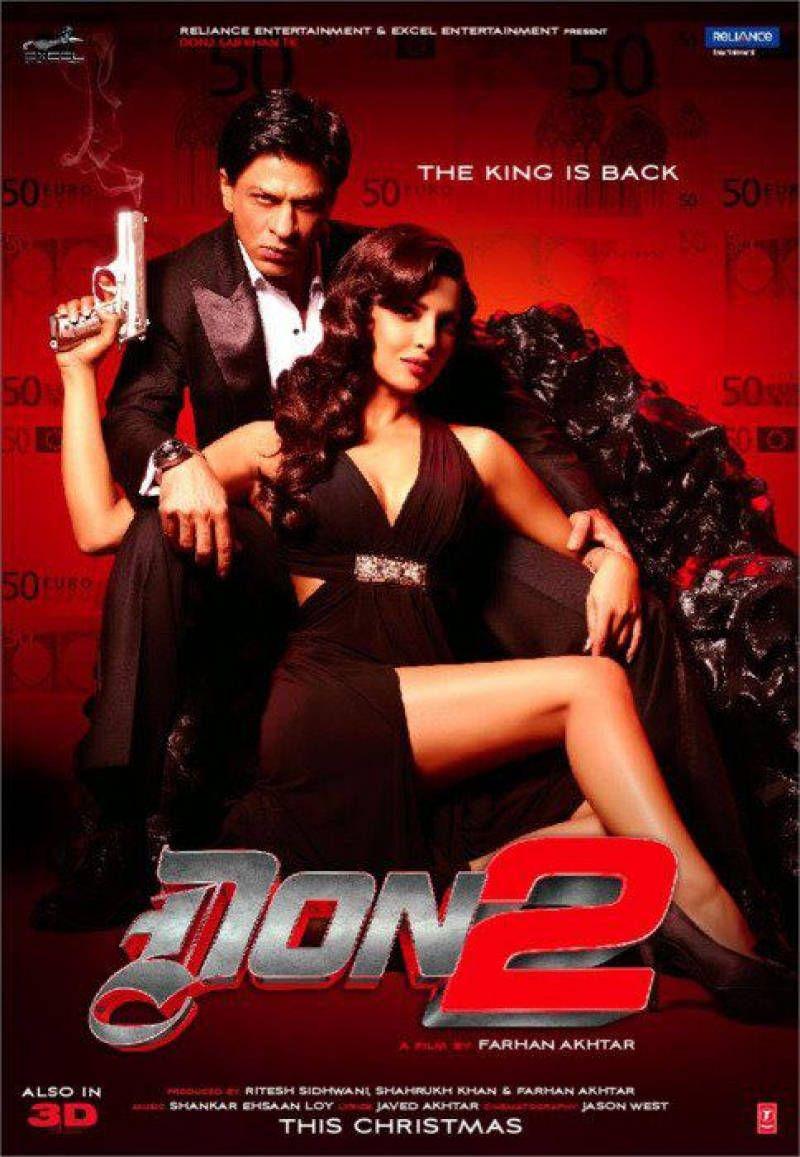 Free Hd Movies Download: Don 2 (2011) Hindi Movie 375MB ...