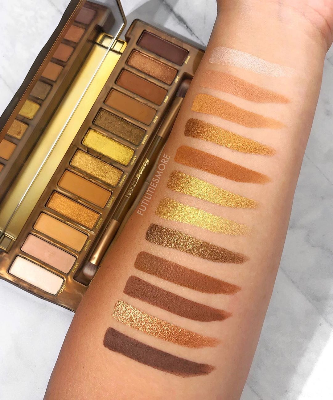 Get a Golden Hour Glow with the Urban Decay Naked Honey