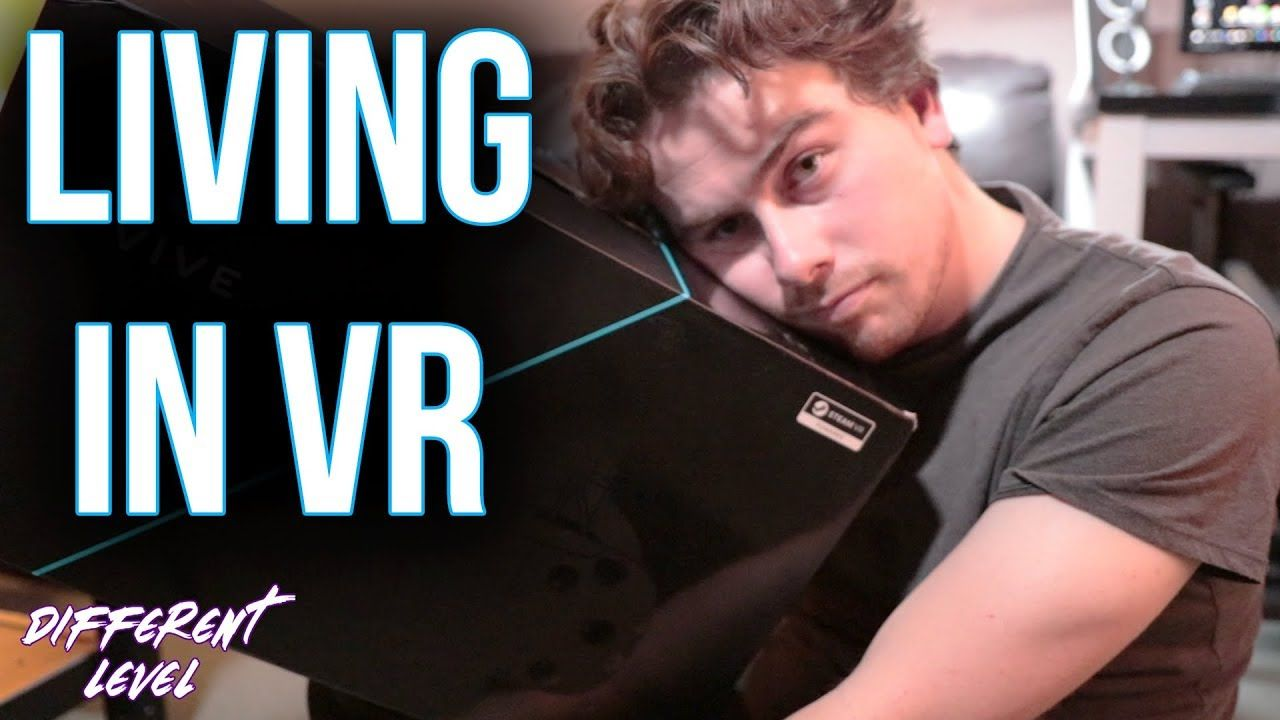 Living in VR Is VR Worth It? (With images) Virtual