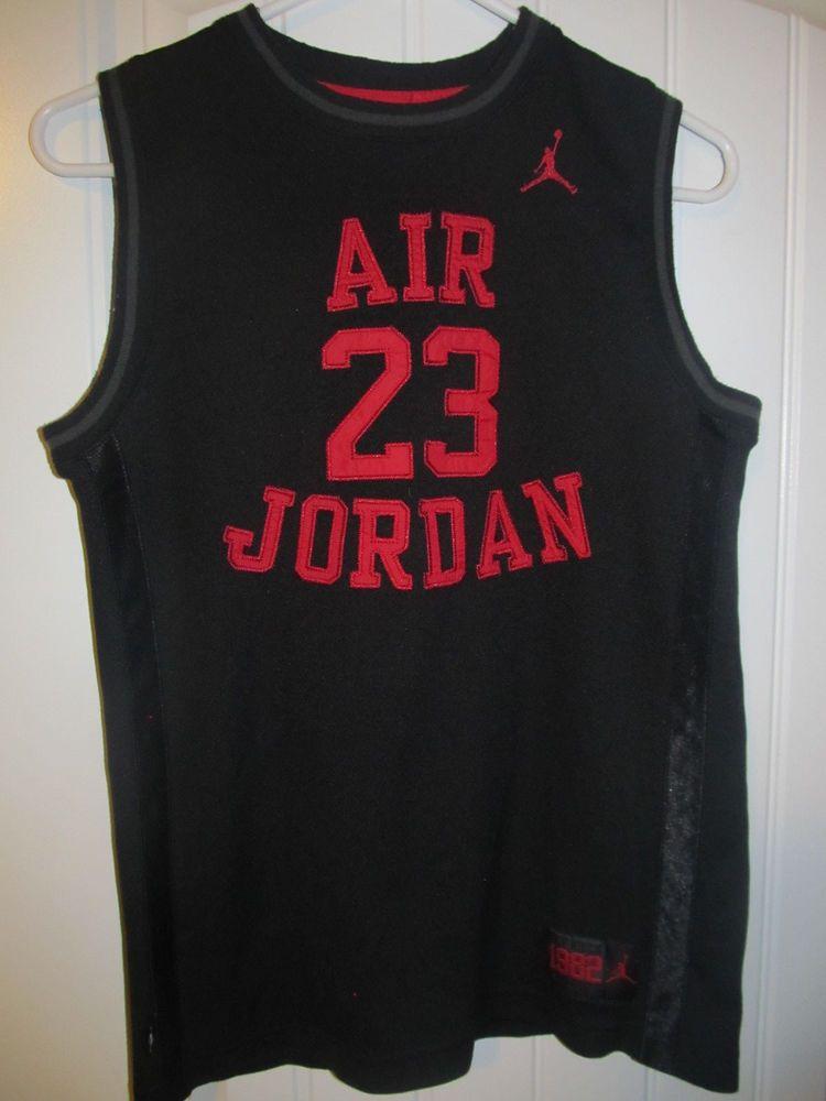 various colors 7c37a c5a4b Michael Jordan / Air Jordan Jersey - Jordan youth Large ...