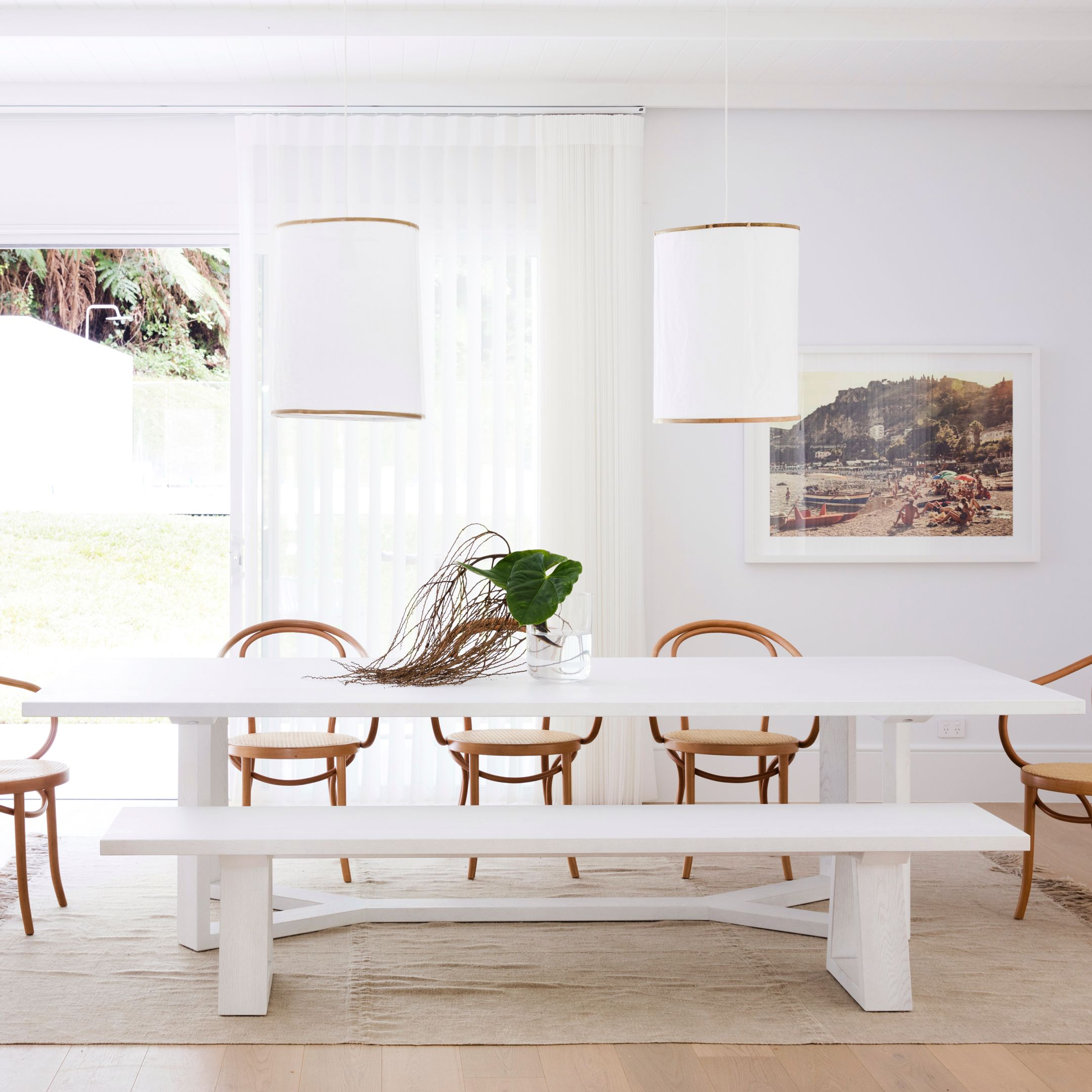 Dining table—House 10.