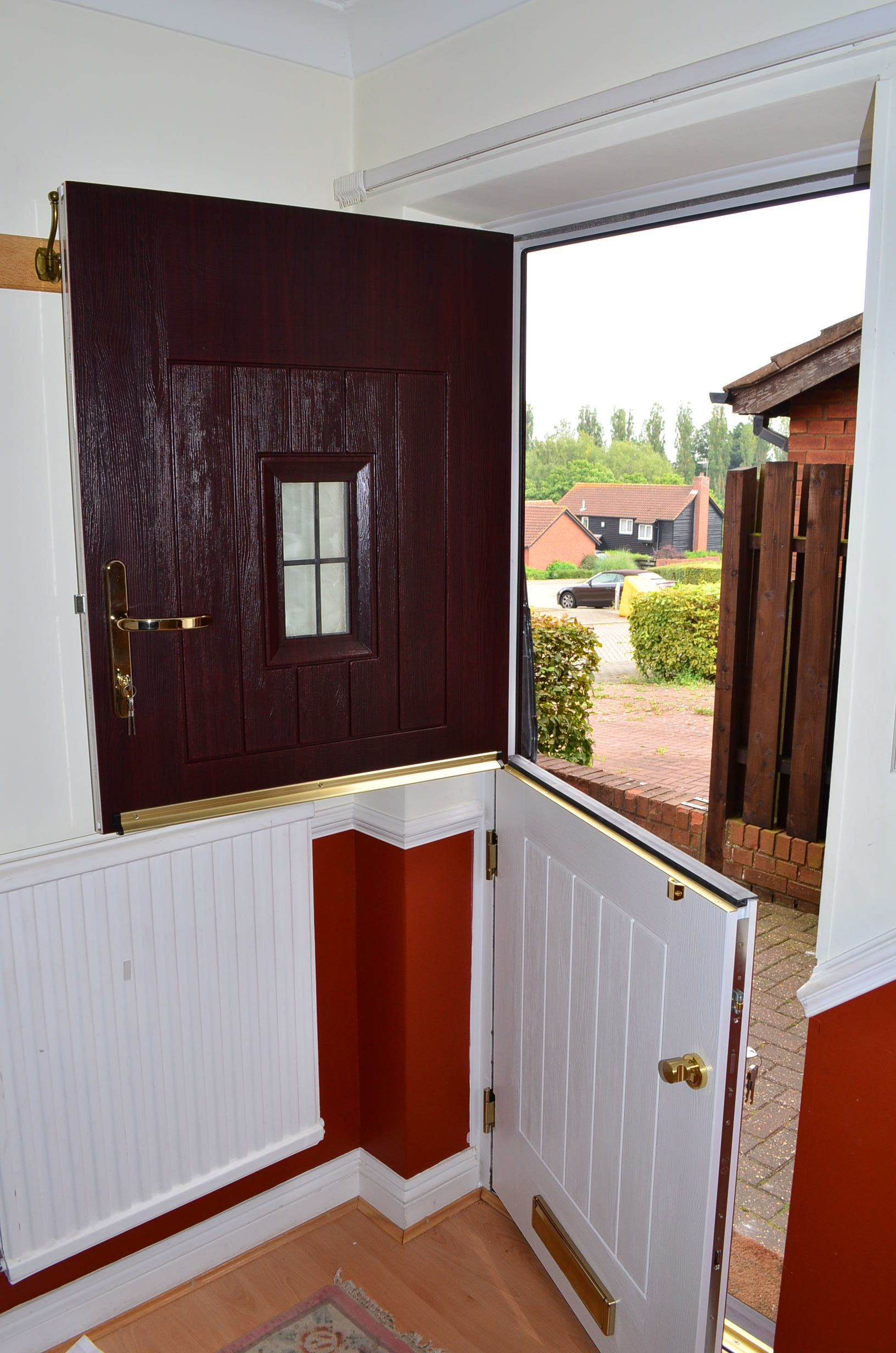 Doors & Rockdoor Stable Spy Square Lead http://www.verysecuredoors.co.uk ...