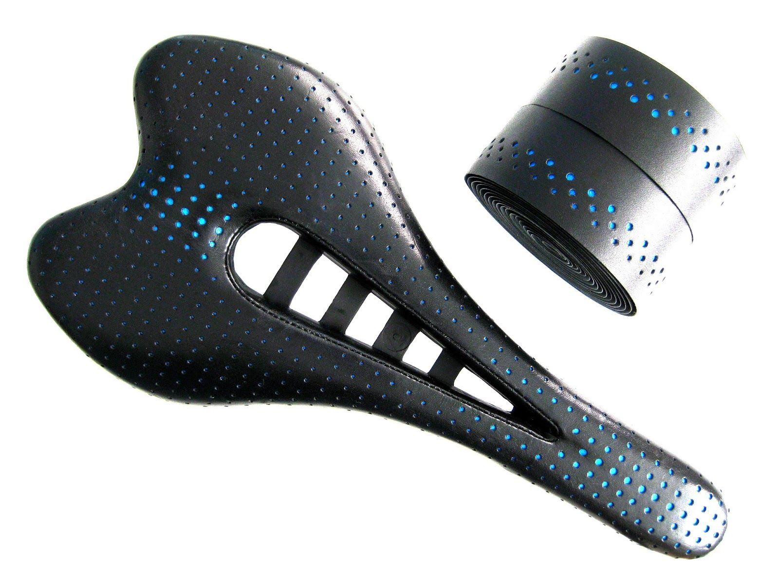 Busyman Bicycles: Astute Skylite: Blue Dots Graded