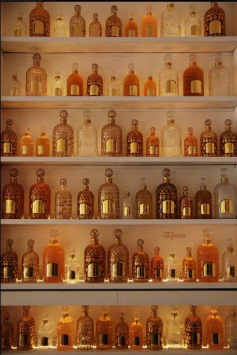 Guerlain en París; la casa de perfumes más distinguida del mundo ...