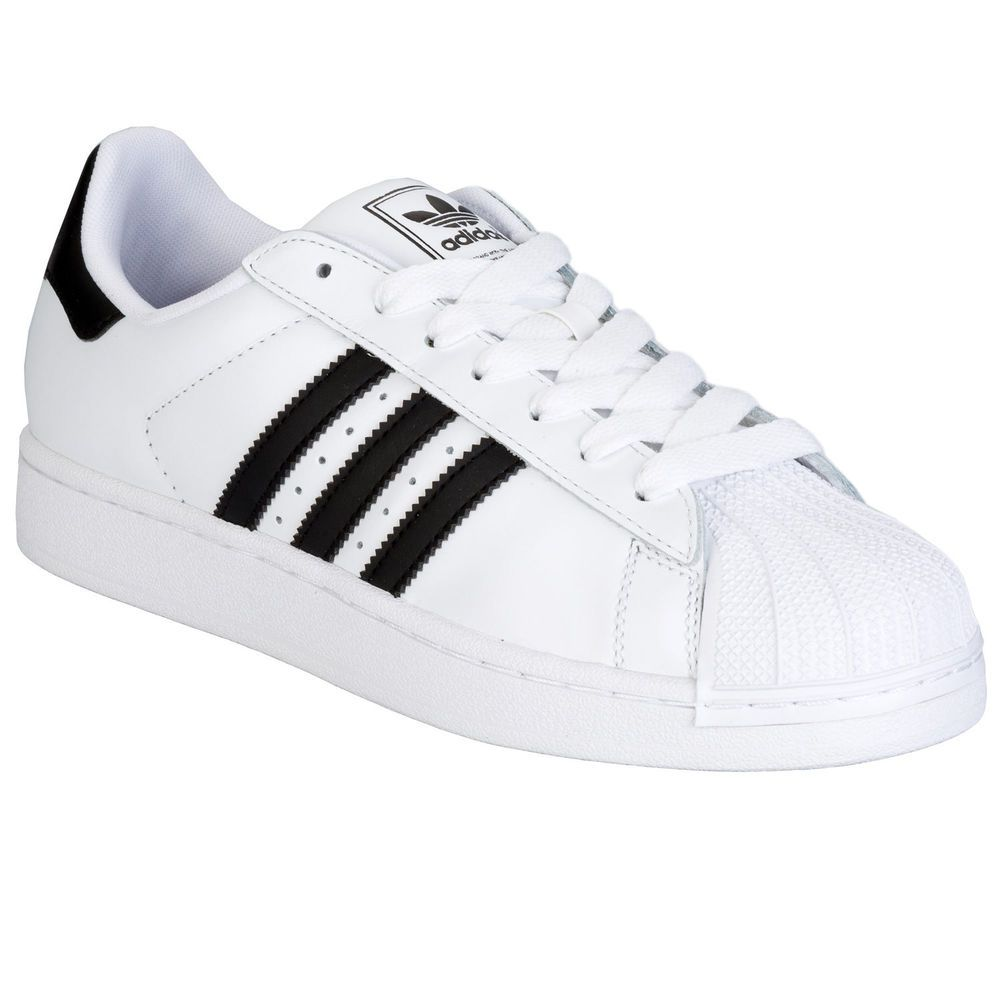 Details about Mens adidas Originals Superstar Trainers In