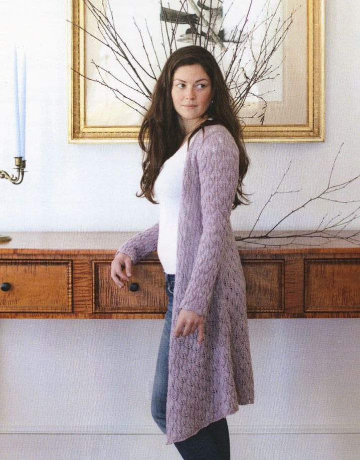 Swans Island    Diana Sweater