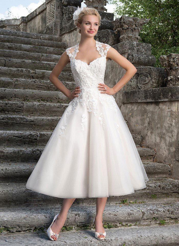 Church Wedding Dresses: 29 Modern but Modest Designs | wedding ...