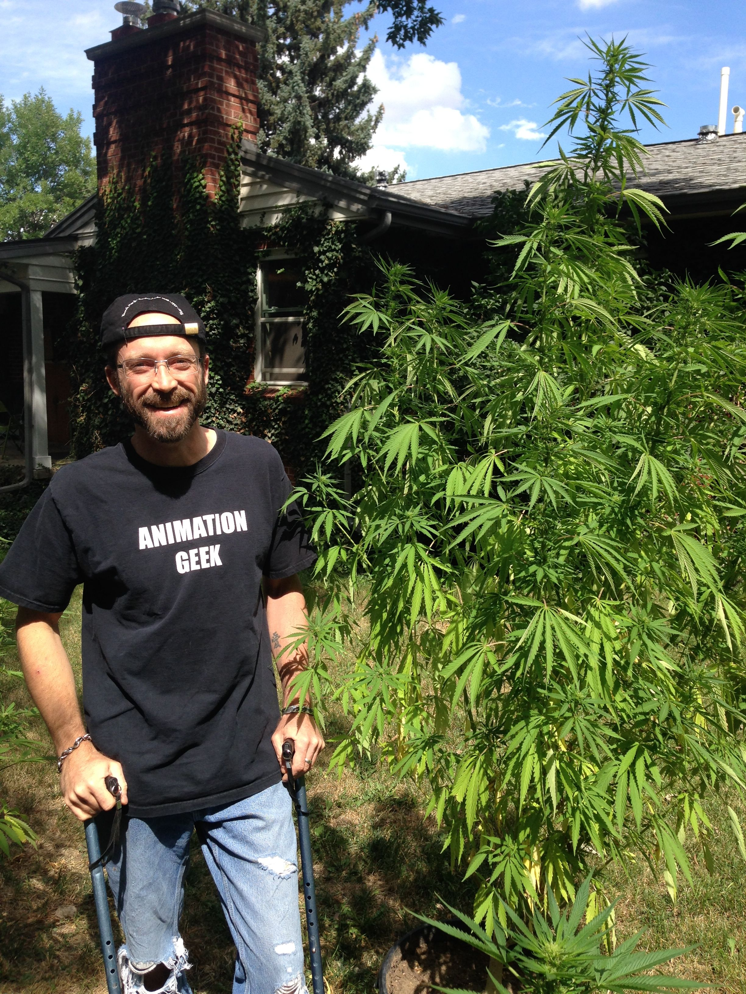 Snapshot from an interview with cannabis leader Jason Lauve. Jason and I have been friends in the industry for 7 years now and we both have a goal to educate the masses while pushing cannabis into the logical and respected light it deserves. Jason is a co author of the Hemp bill that passed in CO and was adopted at the Federal Level which became the US Farm Bill allowing farmers in the US to grow Hemp for the first time in 80 years! Way to go Jason! http://www.lauve.com/
