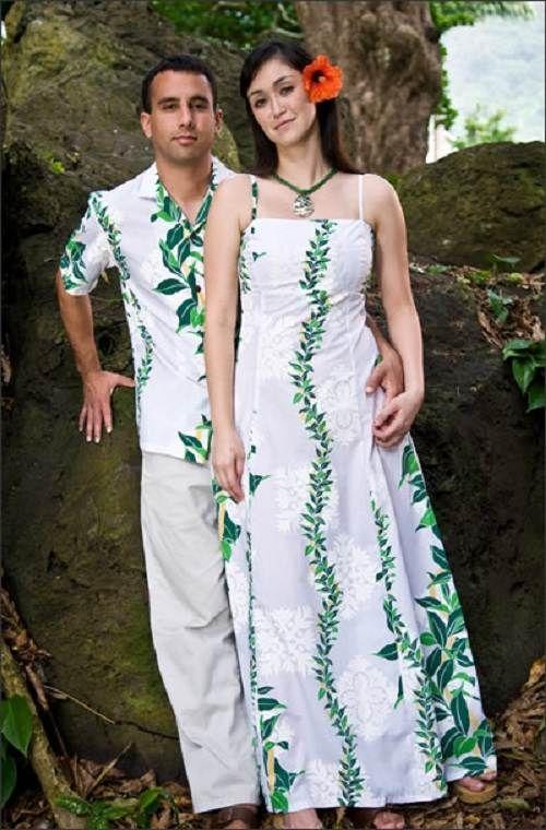 24030b176faf Hawaiian Dress for Men and Women | Hawaiian dresses in 2019 ...