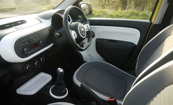 Renault Twingo 2015 interior | Riding bike&car | Pinterest | Riding ...