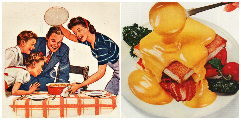 еда ретро картинки легко сможете определить
