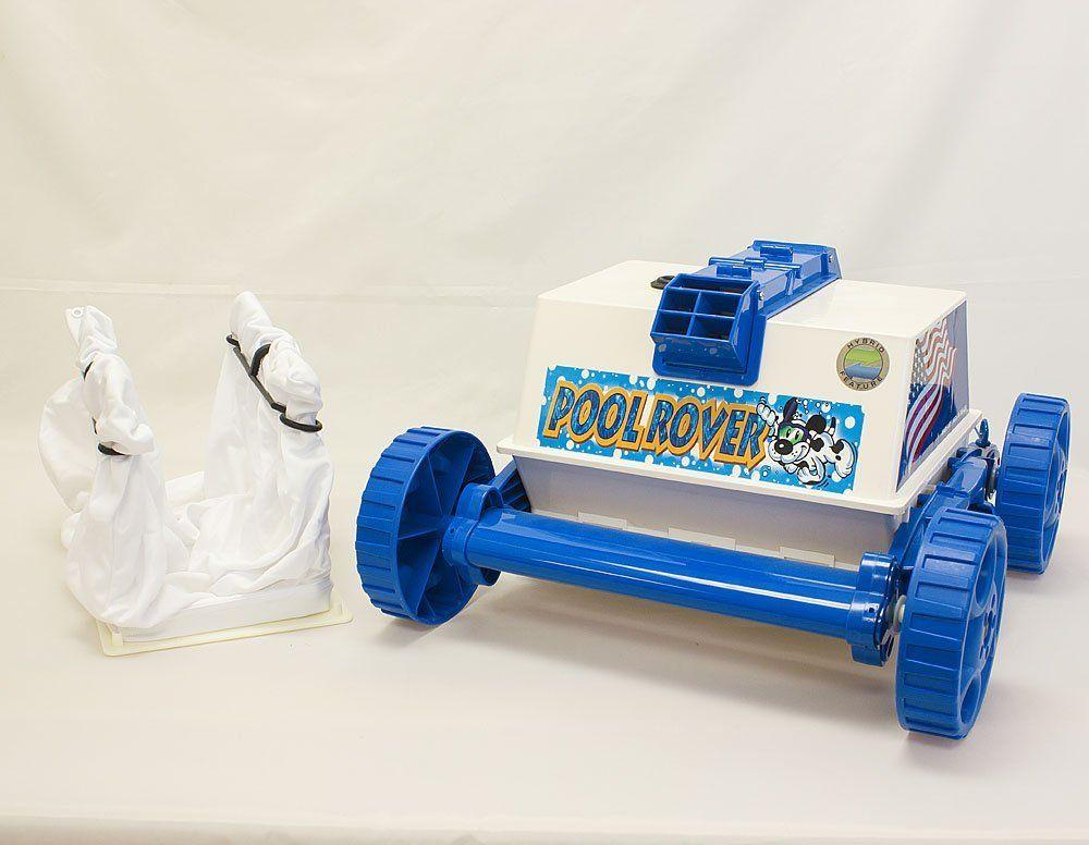 Aqua Products Aprv Aquabot Pool Rover Hybrid Robotic Above