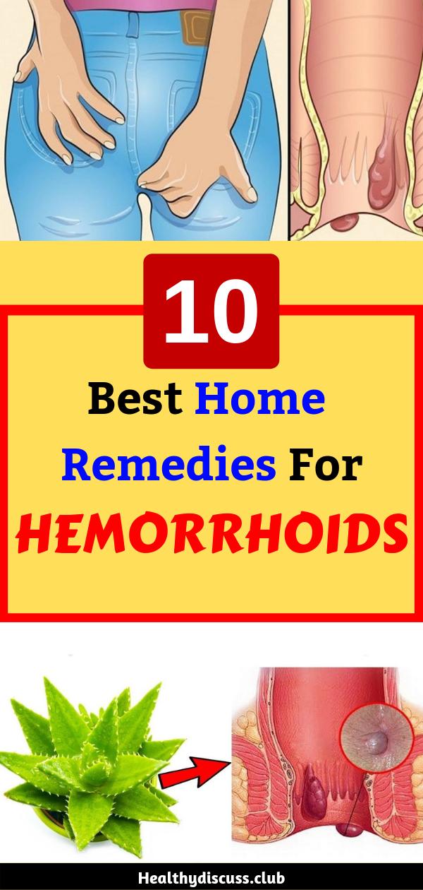 10 Best Home Remedies For #hemorrhoids #health #healthy #homeremedies  #wellness #holistic