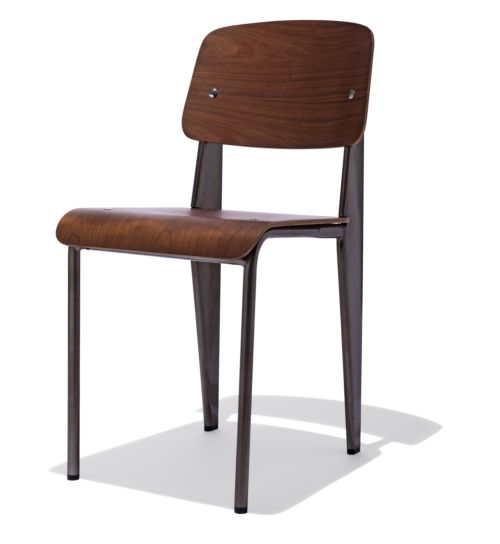 Kachura Dining Chair Modern Indoor Teak Wood Dining Chairs