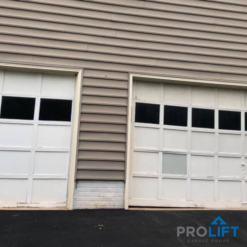When To Replace Not Repair Your Garage Doors Garage Door Replacement Garage Door Types Garage Doors