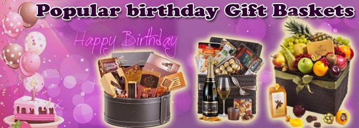 Ideas To Send Birthday Gift Baskets Spain