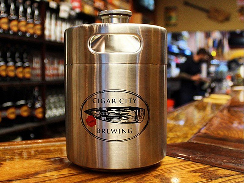 Tampa's Cigar City Brewing incorporates flavors of sunny