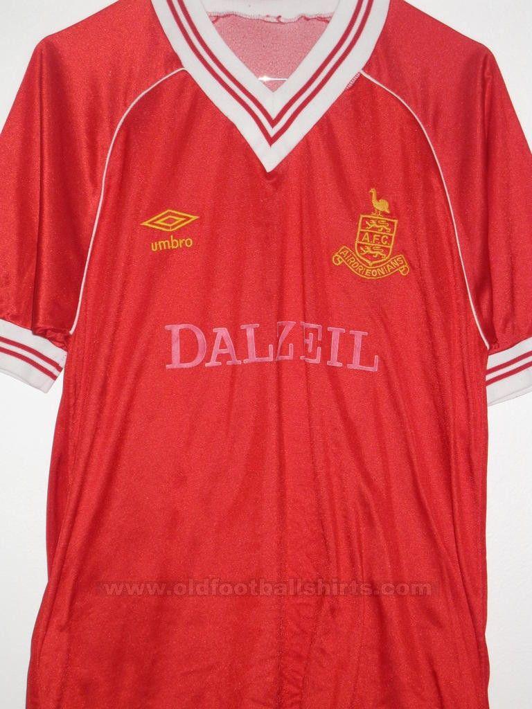 Airdrie United Maglia da trasferta maglia di calcio 1984 - 1988. Aggiunta su 2011-06-05, 14:07