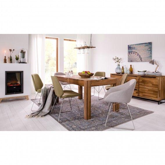 Esstisch KimWOOD II Wohnung-Wohnzimmer Pinterest